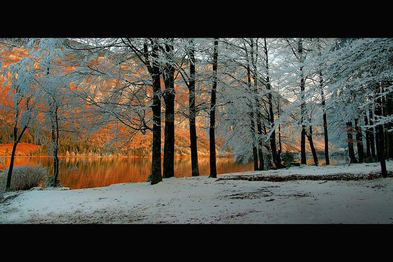 Пейзажи от Brane Povaley
