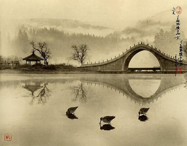 Don Hong-Oai - фотограф из Китая. Азиатский пиктореализм.