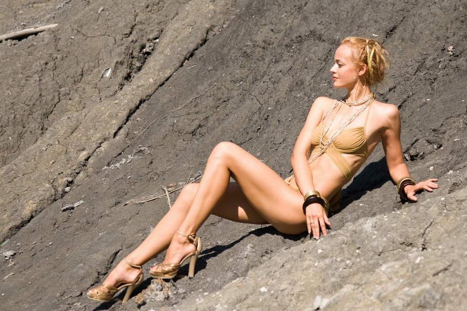 Сибирские Афины....Богиня... на отдыхе:)))