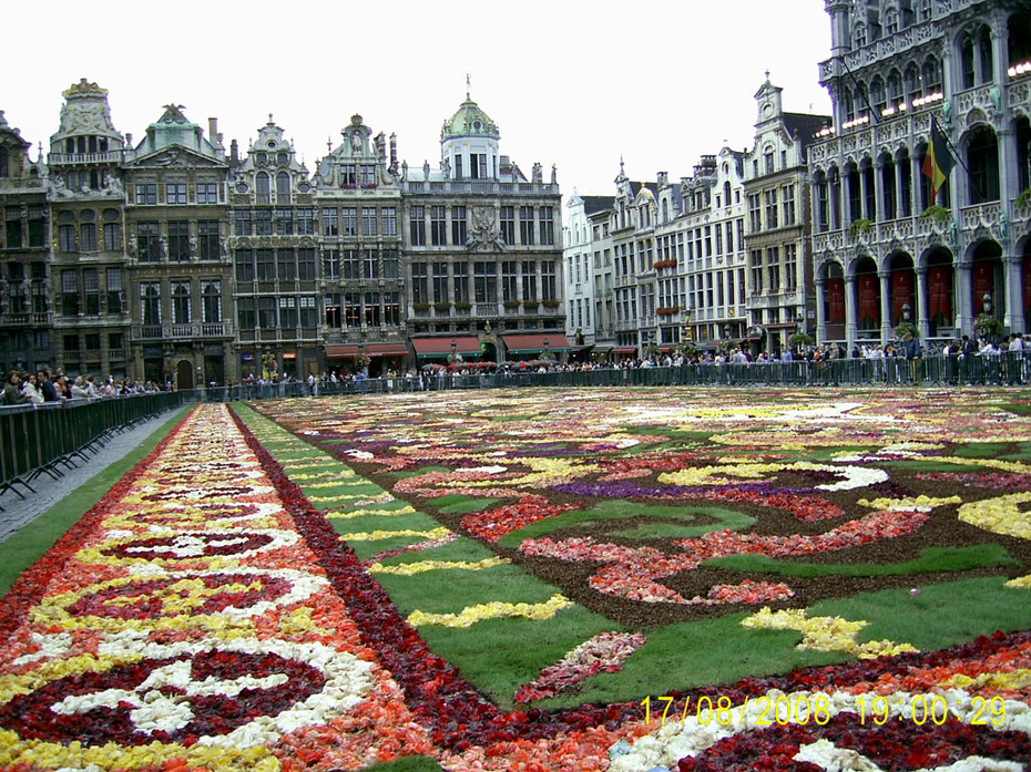 Франция, Бельгия, Нидерланды глазами путешественника