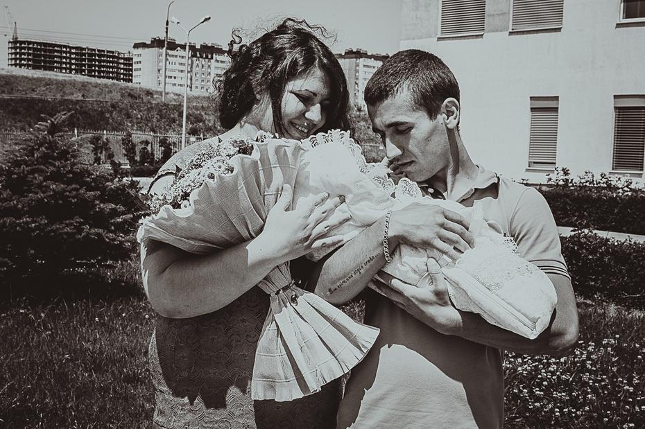 Встреча малыша