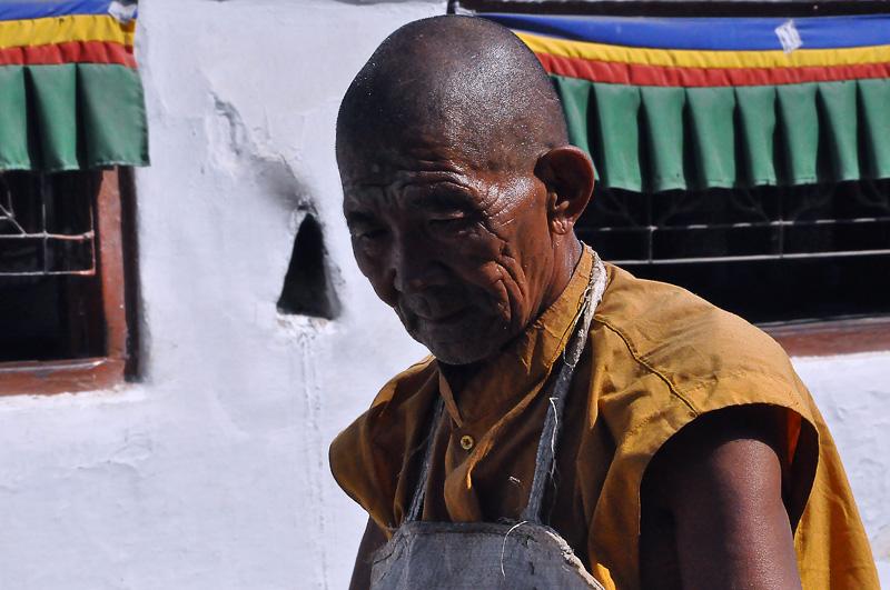 Лица. Жители Непала