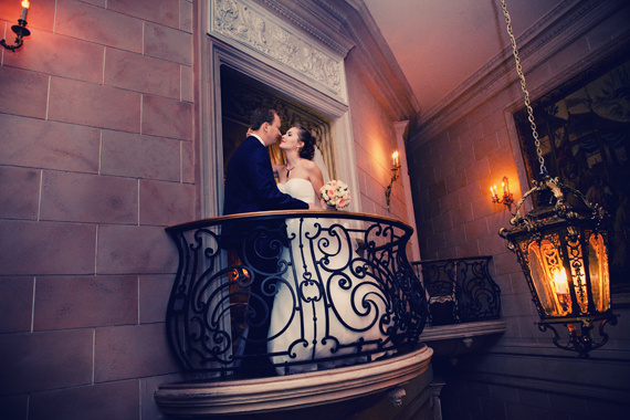 Необычные свадебные фото