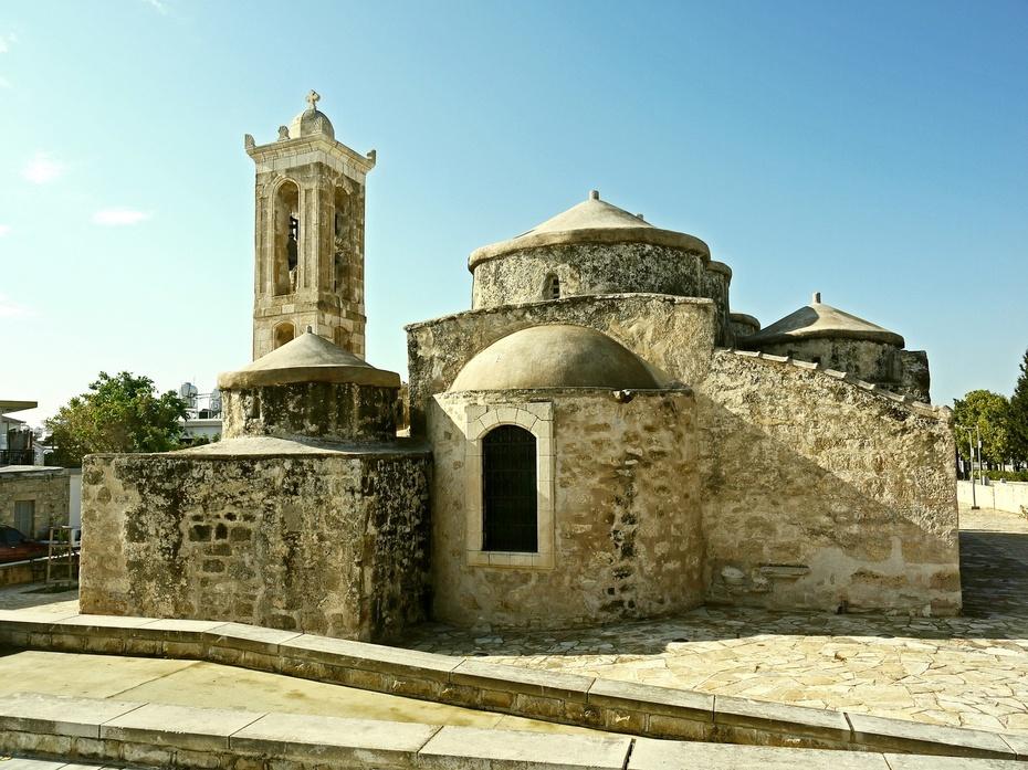 Героскипу. Церковь Параскевы Пятницы.