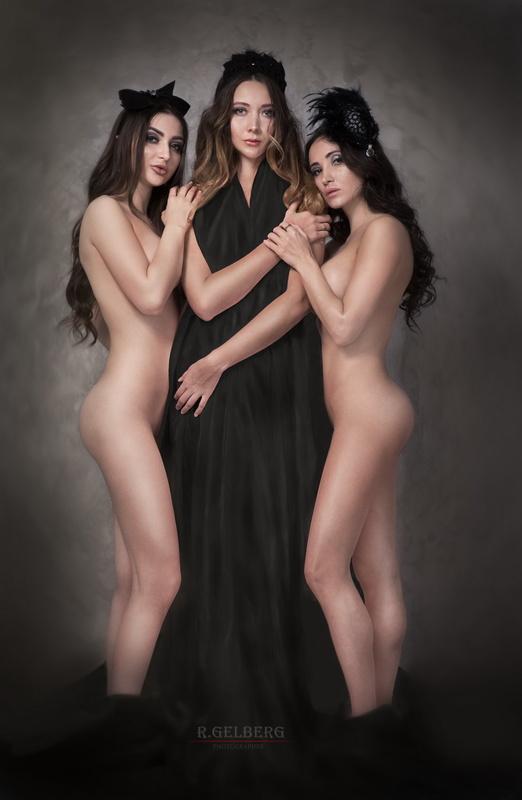 Наталья, Антонина и Светлана