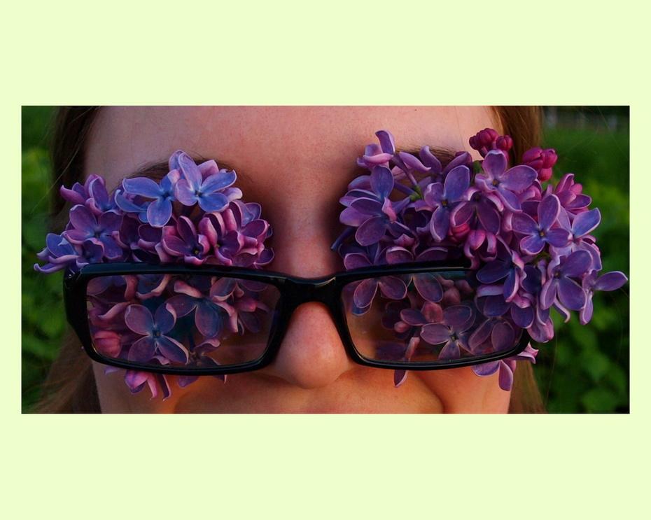 Девушки Любят Цветы.