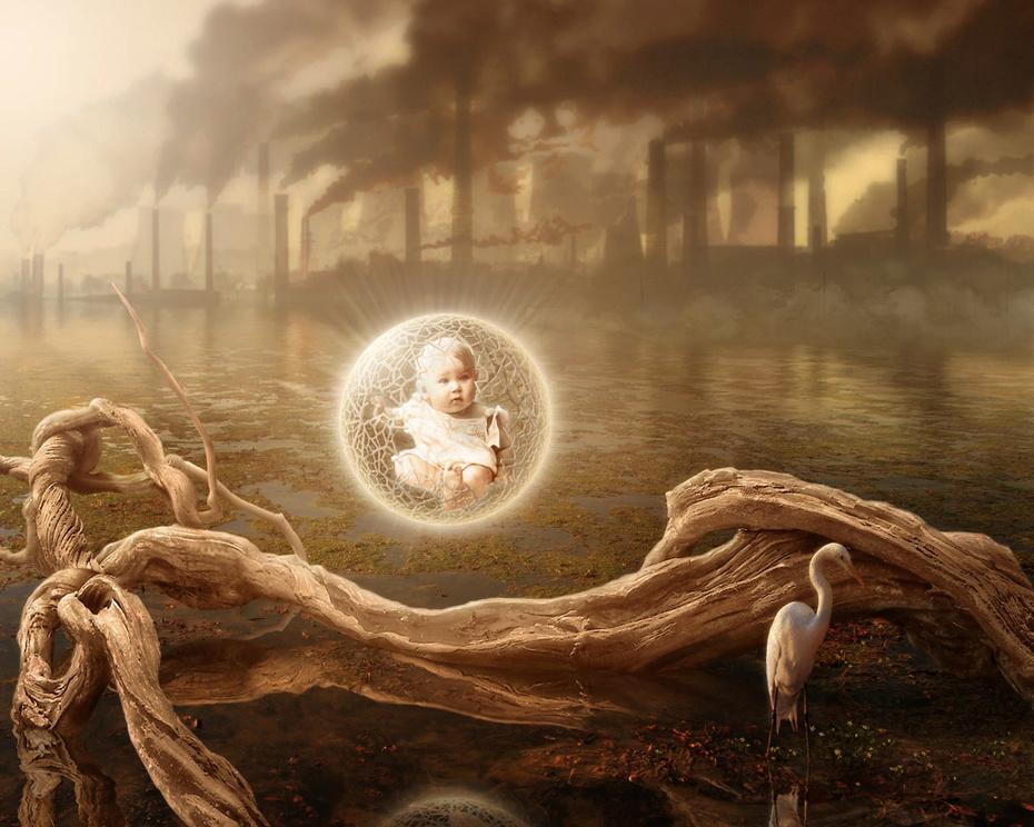 Человек родился