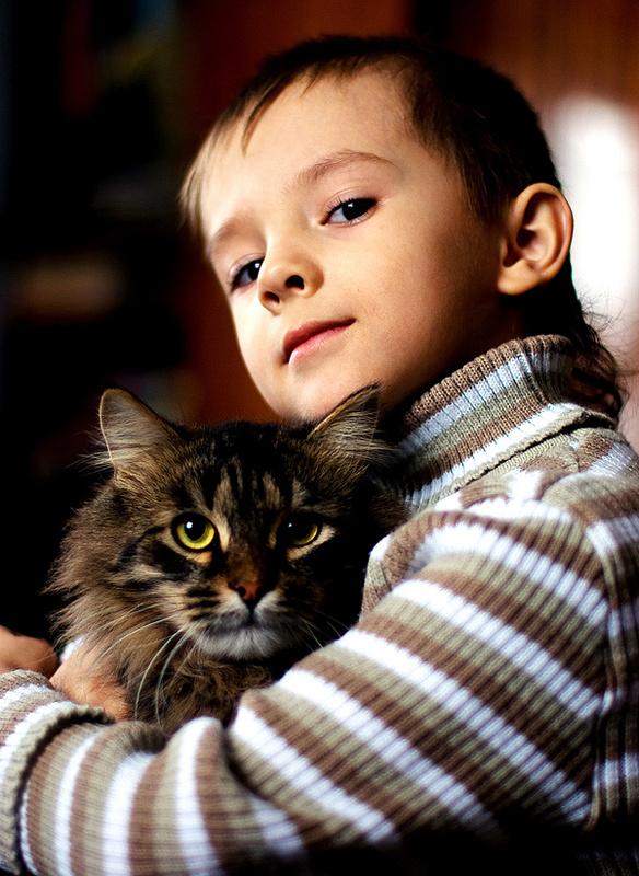 Сашка и Чижик - друзя на всю жись!
