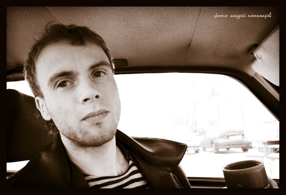 Таксист Леха