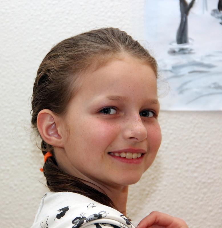 Моя дочь - Яна